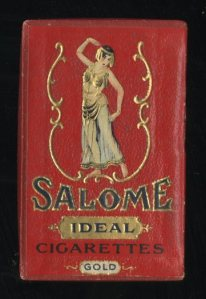 Salome Ideal Cigarettes