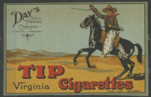 Tip cigarettes