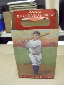 Helmar Brewing Babe Ruth beer carrier