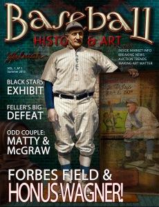 2015 Baseball History & Art Magazine