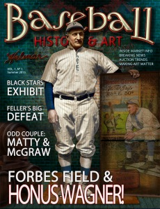 2015 Baseball History & Art Magazine