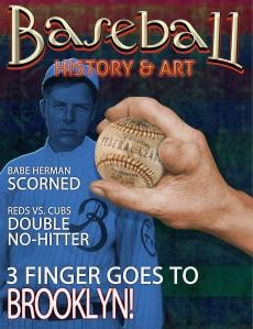 Winter, 2015 Baseball History & Art Magazine
