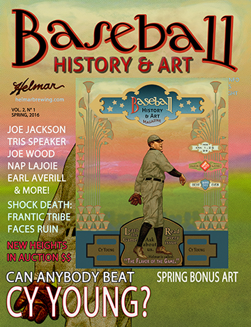 Baseball History & Art